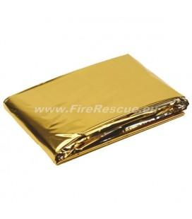 RESCUE ASTRO FOIL - GOLD / SILVER