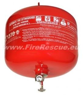 PII FIRE EXTINGUISHER ABC POWDER 6 KG - AUTOMATIC